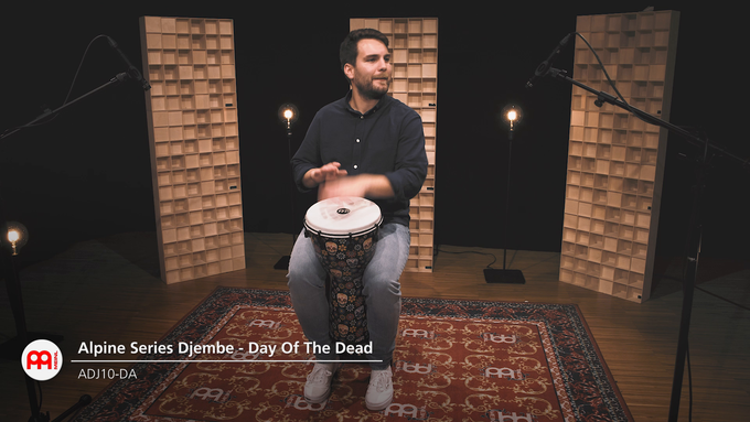 "10"" Day Of The Dead video"